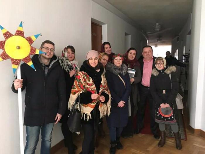 Збірна луцьких журналістів