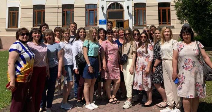 Учителі з Горохівщини на екскурсії