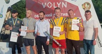 Збірна Горохівської громади побувала на обласному спортивному фестивалі