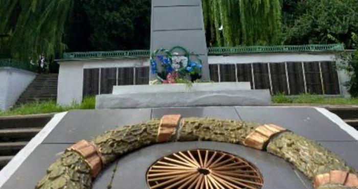 У Горохові вшанували пам'ять визволителів