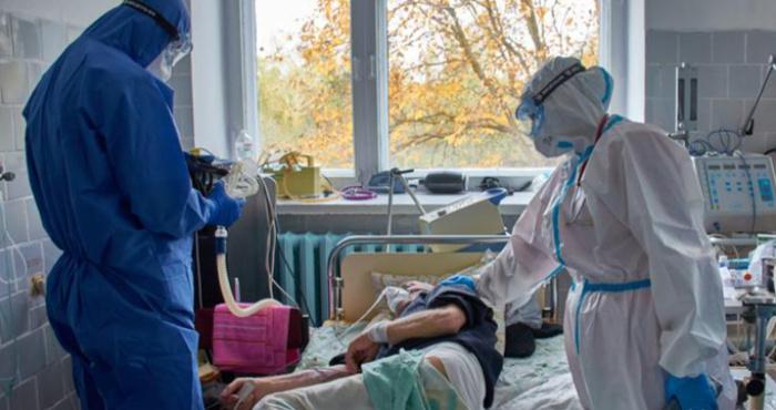 Коронавірус - на другому місці серед причин смертності
