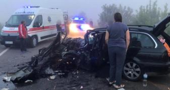 На Горохівщині в ДТП постраждало восьмеро людей