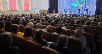 У Горохові відбулася велика конференція освітян