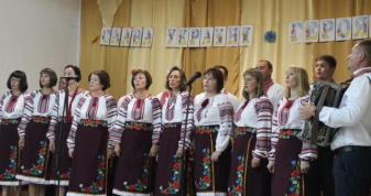 В Ощеві святковим концертом відзначили День Незалежності України