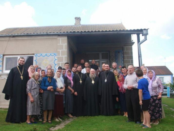 В Угринові починають будувати церкву Московського патріархату