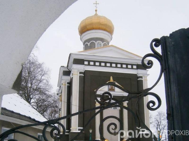 У селі на Волині вперше помолилися українською мовою