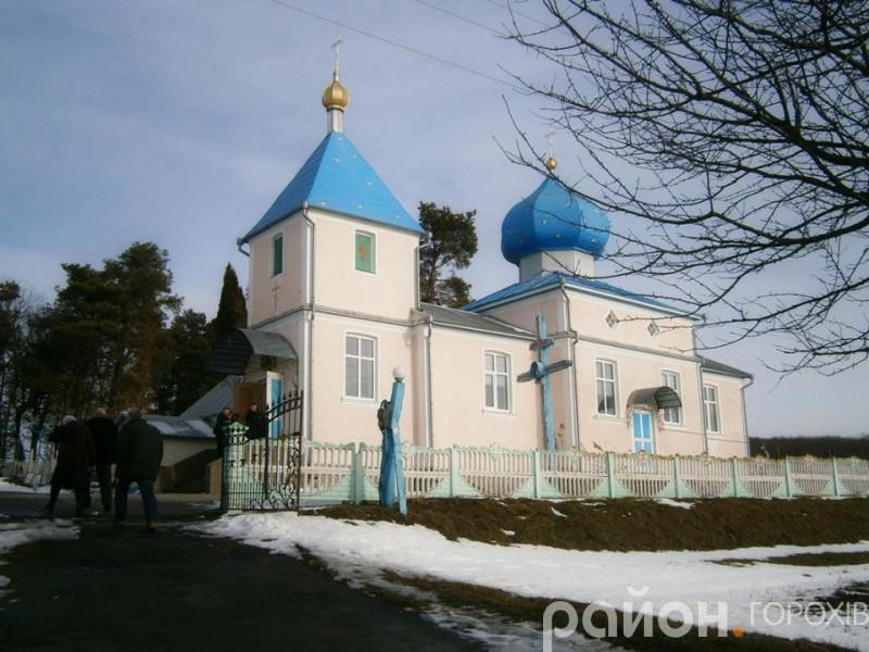 Свято-Покровська церква у Зеленому