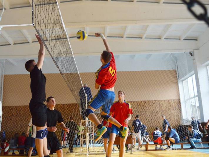 У Горохові відбувся чемпіонат з волейболу серед чоловіків