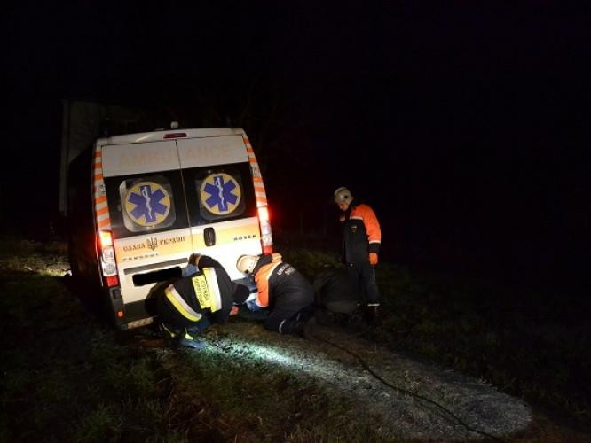 Через погані дороги медики не змогли вчасно доїхати у чотири села на Ратнівщині