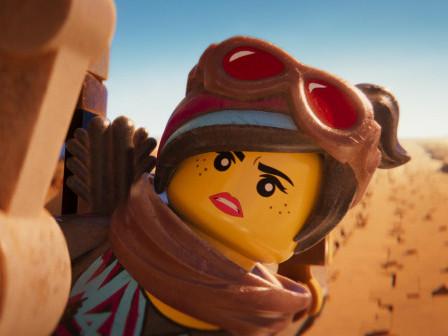 Кадр із мультика «Lego Фільм 2»