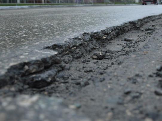 Просять відремонтувати дорогу Локачі-Горохів