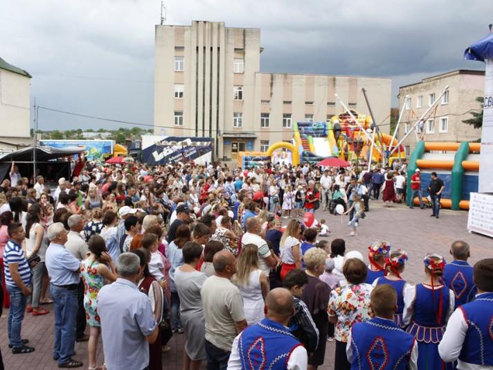 У свято Вознесіння Господнього, 6 червня, горохівчани відзначають День міста.