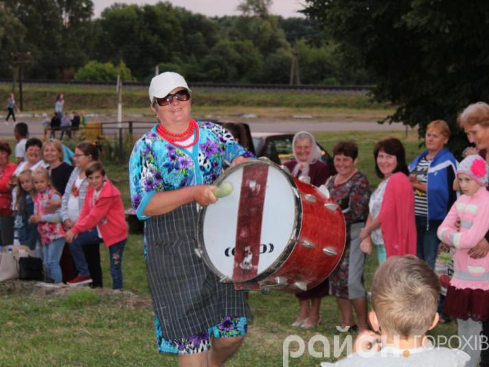 Цьогорічний хіт свята - «Галька з барабаном»