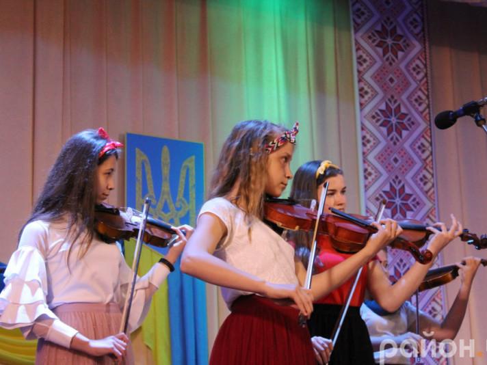 Вихованці музичної школи в Горохові. Фото ілюстративне