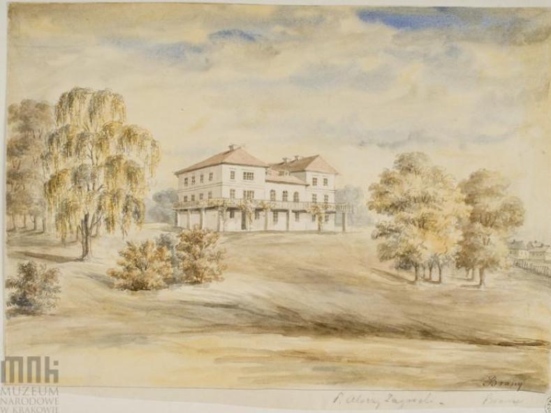 Палац Загурських
