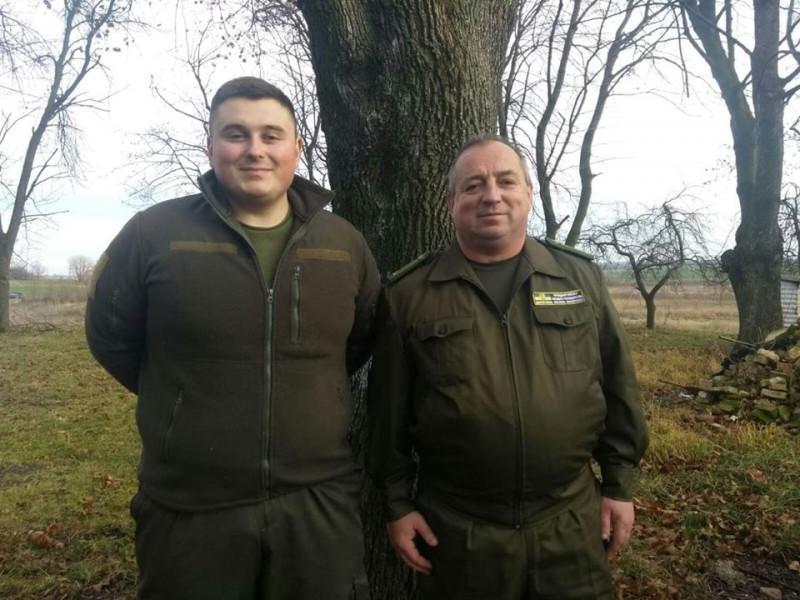 Роман і Олег Дохнюки
