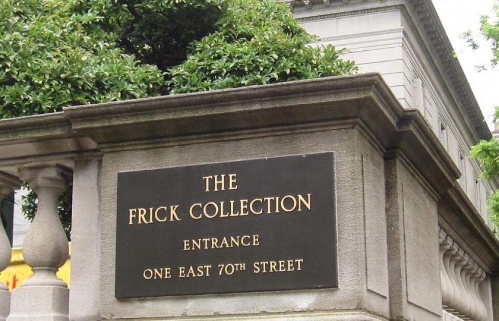 Колекція Фріка, де знаходиться картина