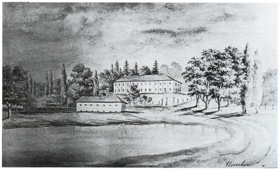 Палац Тарновських в Горохові