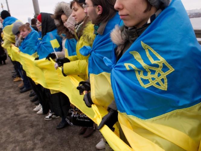У Горохові – урочистий вечір до Дня соборності України