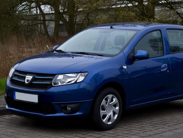 Автомобіль «Dacia Sandero». Фото ілюстративне