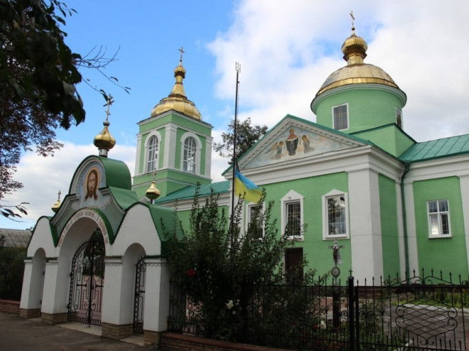 Свято-Вознесенський храм у Горохові