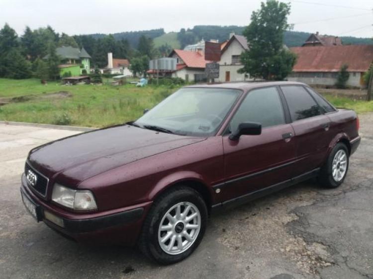 «Audi 80». Фото ілюстративне.