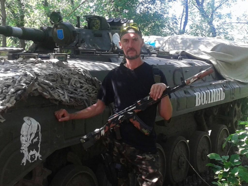 У Луцькому військовому госпіталі помер воїн АТО