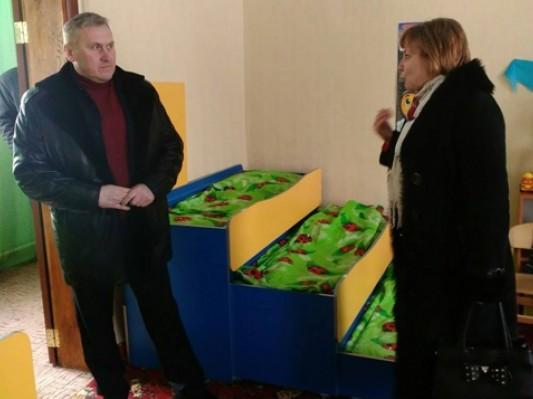 Віталій Клемба у дитячому садку