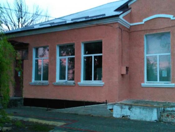 Будинок культури у селі Скобелка