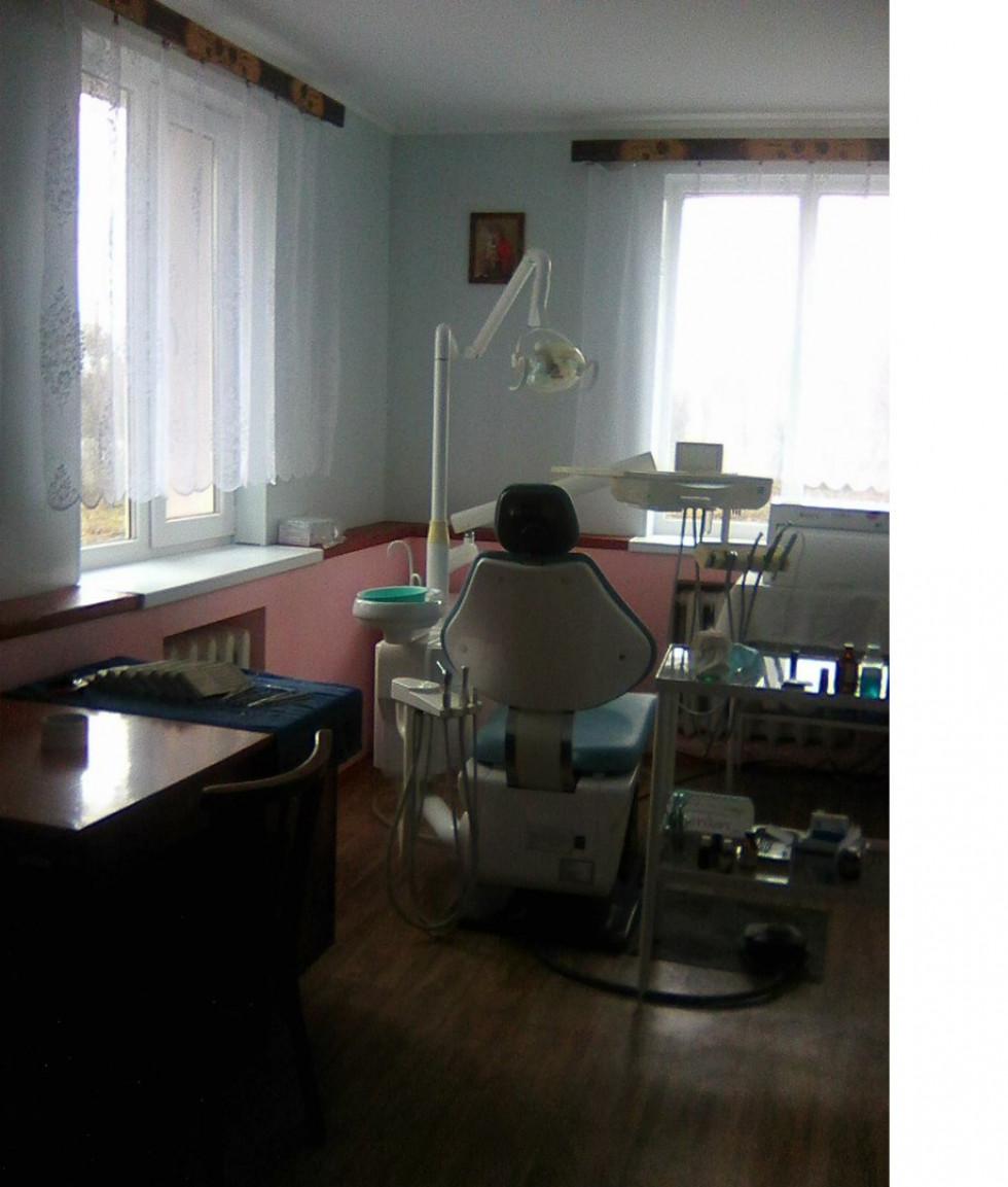 Амбулаторія у смт. Сенкевичівка