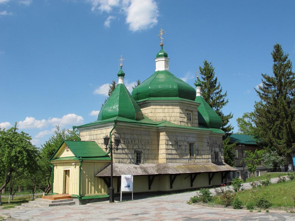 Михайлівський храм під Берестечком