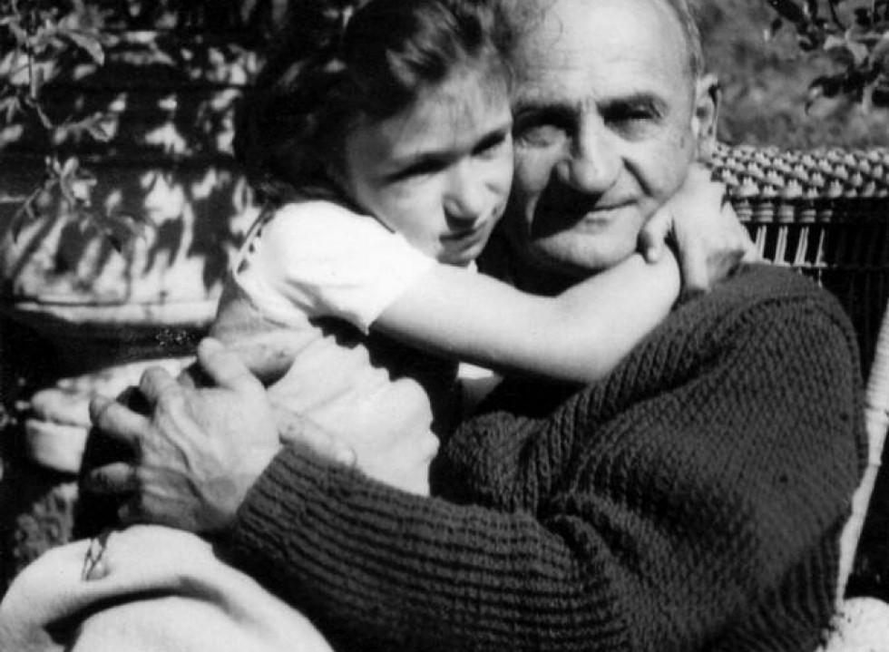 Завадовський з внучкою Патрисією