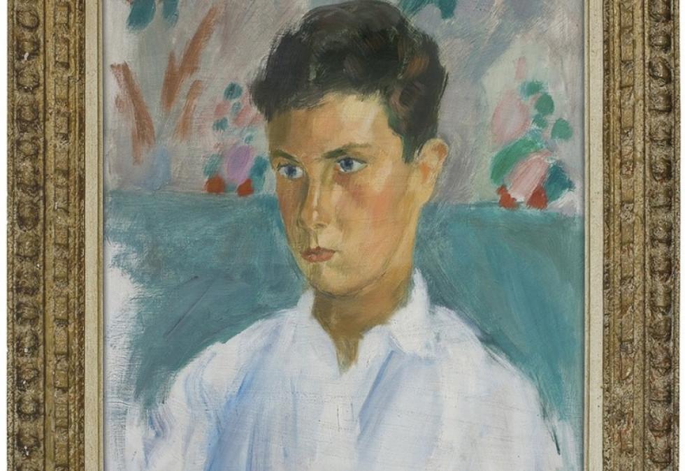 Портрет хлопця