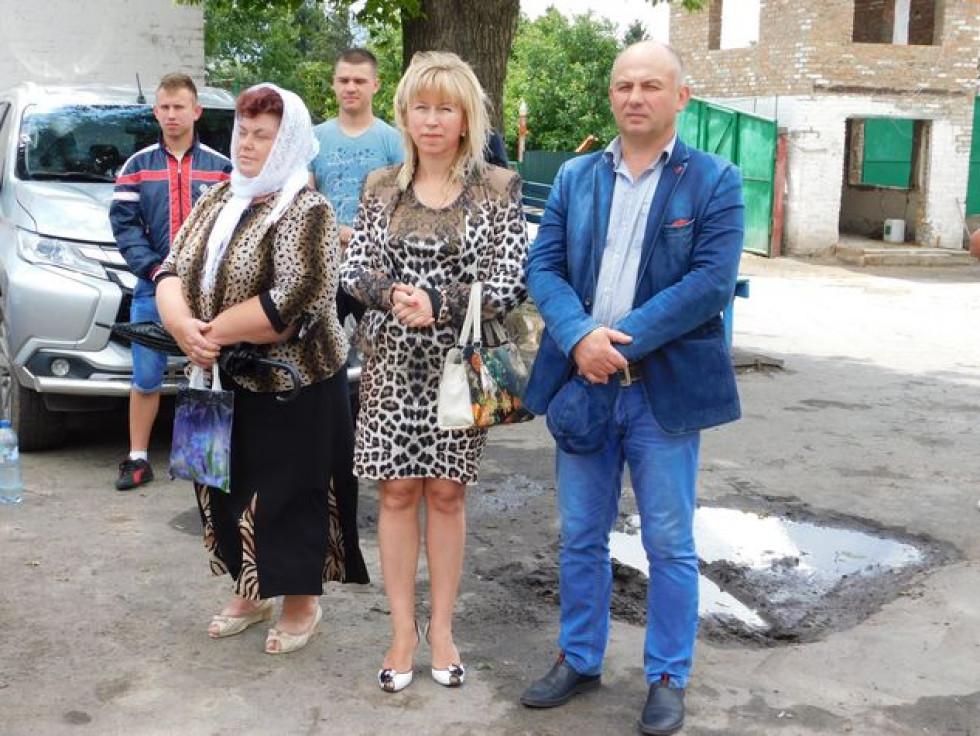 Жанна і Микола Віктовичі