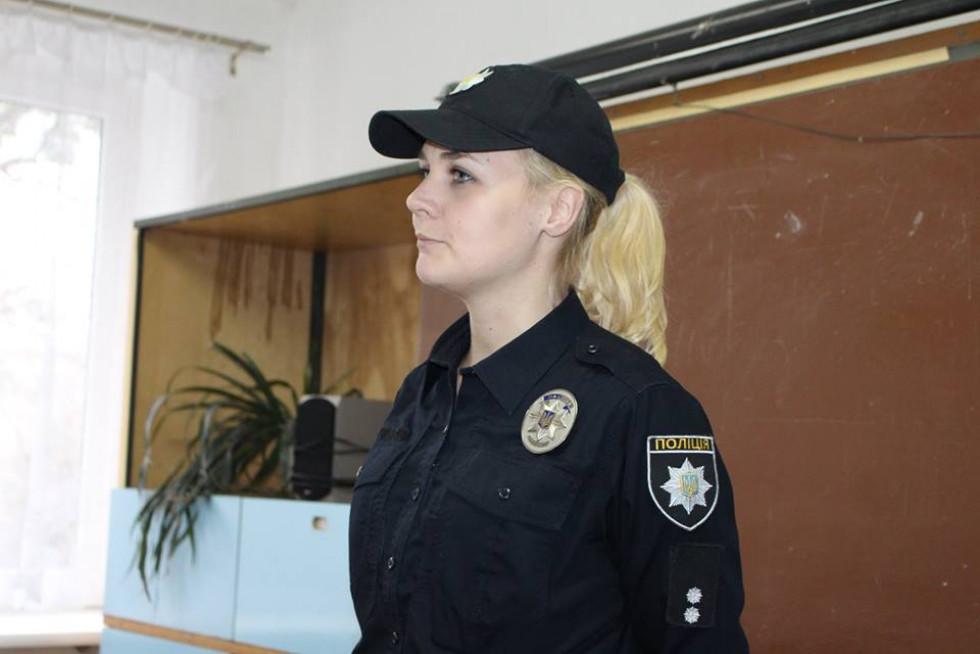 Інспекторка Ольга Шмігель у Берестечку