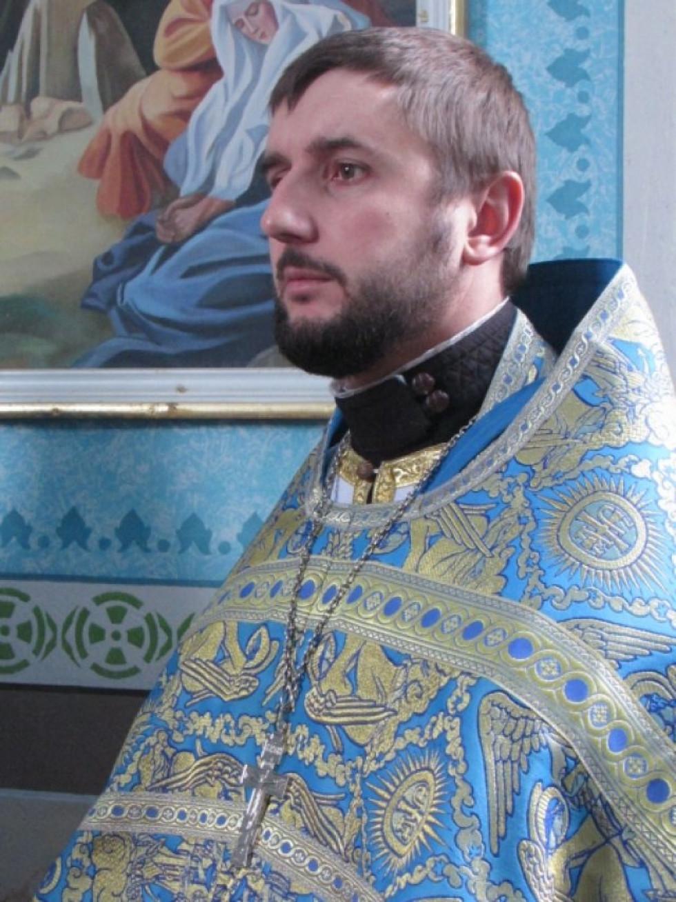Протоієрей Олексій Дзіндзя