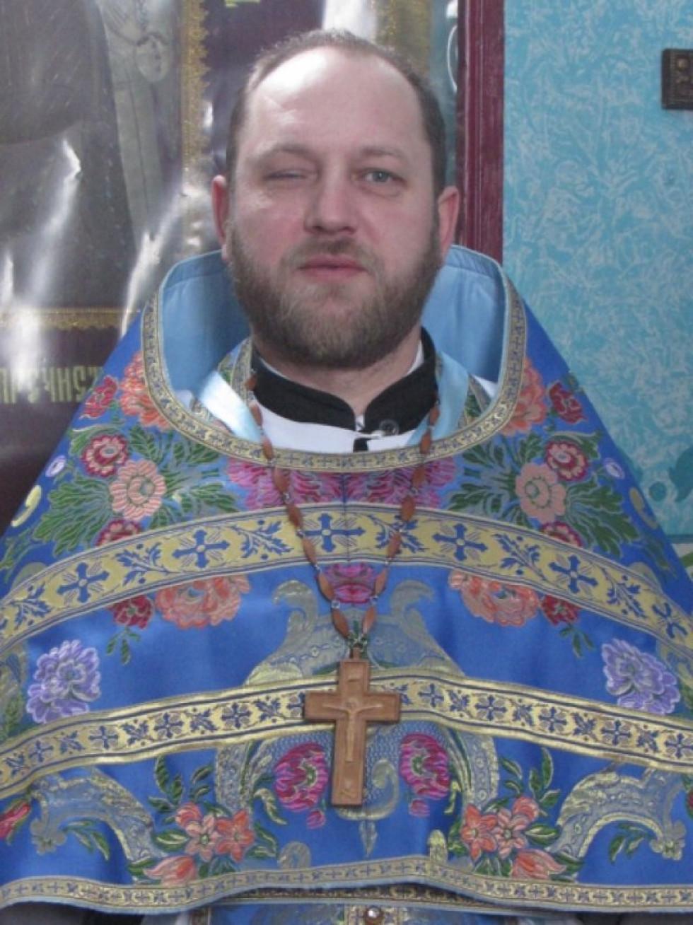 Протоієрей Василій Гірник