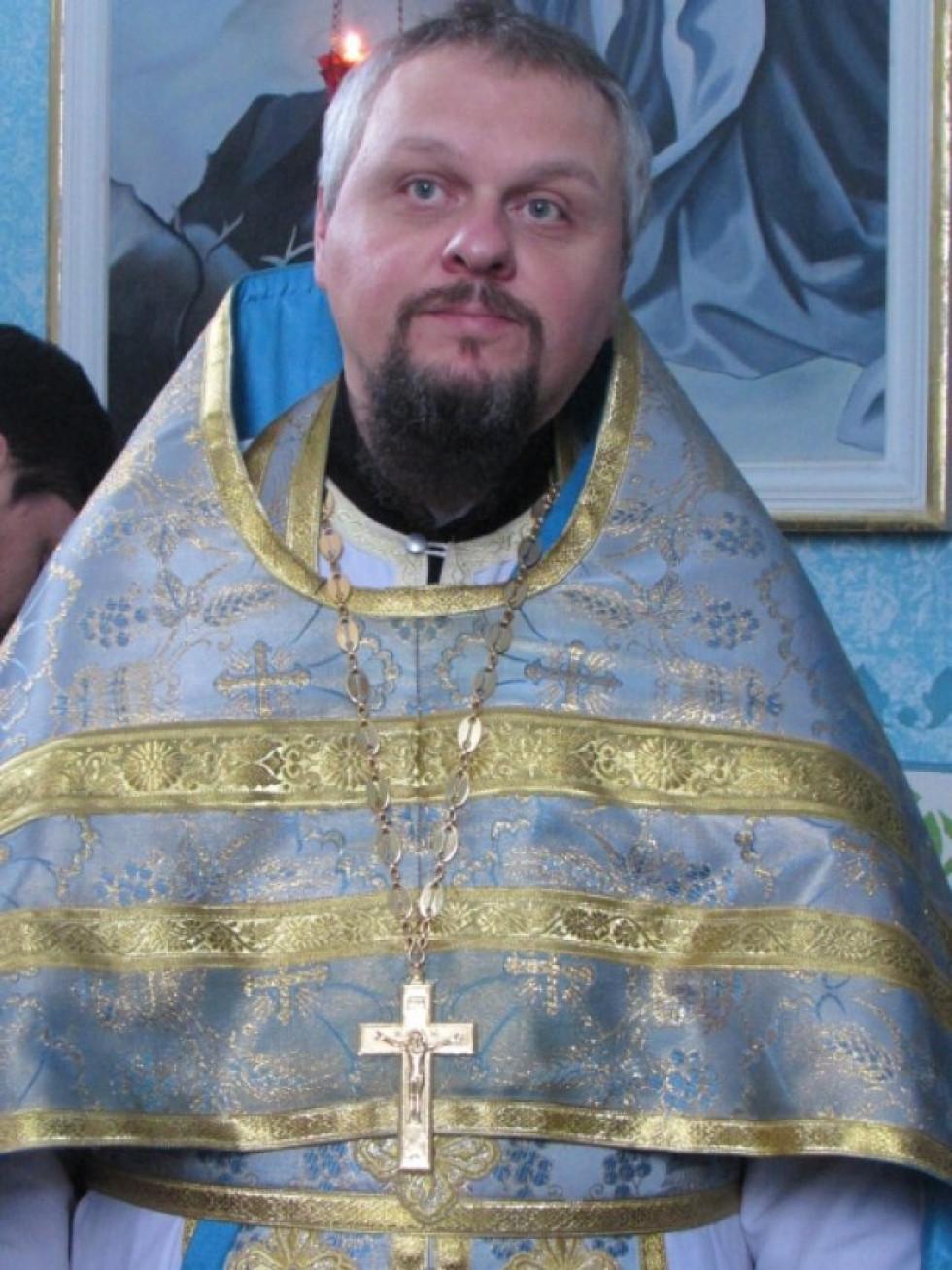 Священик Роман Світлик