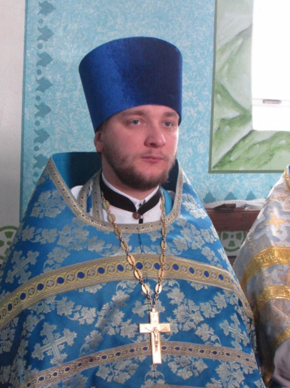 Священик Андрій Гаврилюк