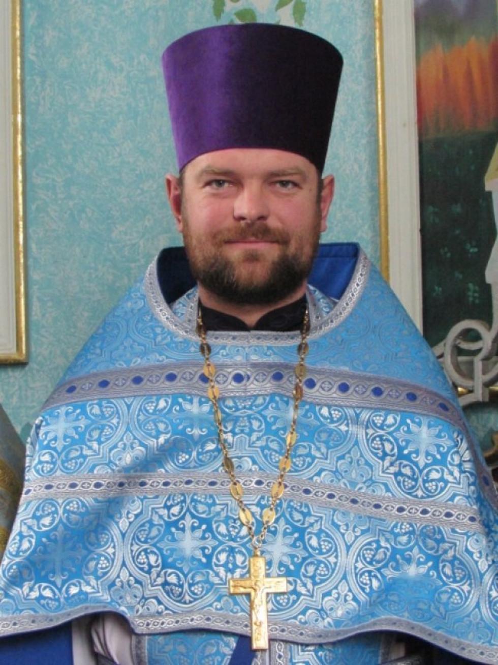Священик Сергій Бачинський