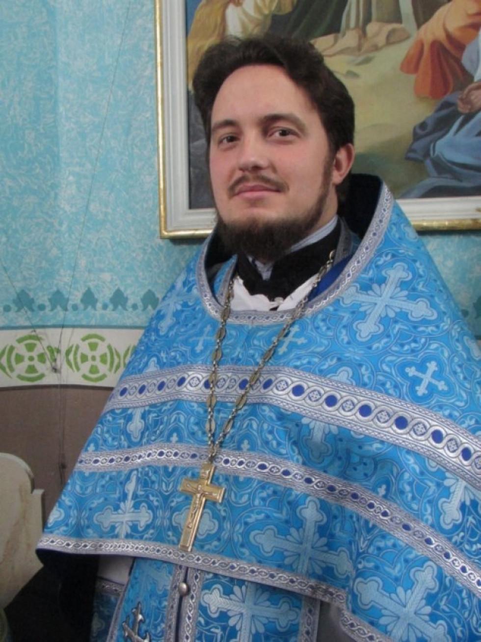 Священик Назарій Філіпович