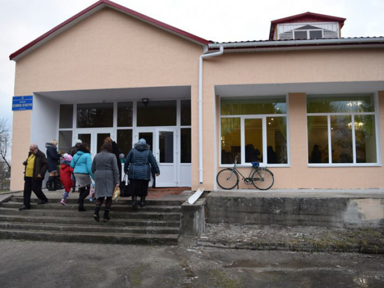 Центр культури та дозвілля у Берестечку