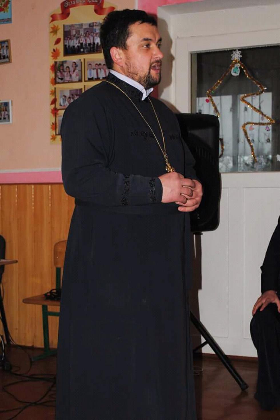 Отець Юрій Зарафутдінов