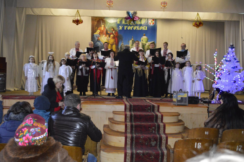 Народний аматорський камерний хор «Двони»