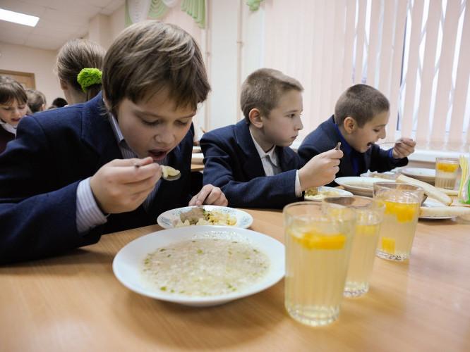 У школі села Угринів - проблеми з харчування дітей