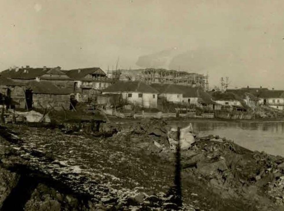 Берестечко, 1916-1917 р.
