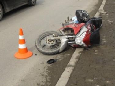 Внаслідок автопригоди пішохід отримав тілесні ушкодження