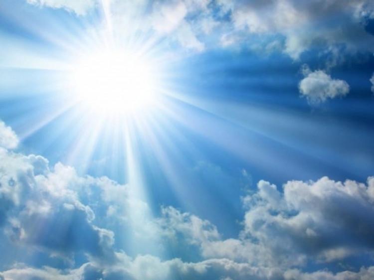 Зранку в Горохові буде сонячно, можлива мінлива хмарність