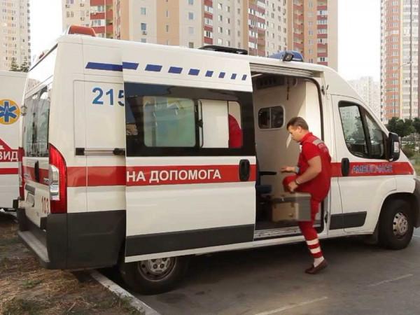 Потерпілий горохівчанин був доставлений у Горохівську Центральну районну лікарню