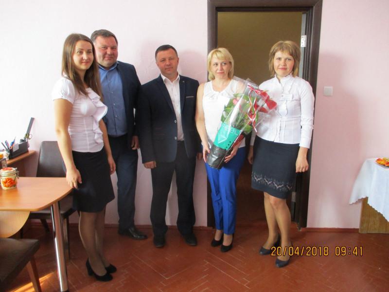 20 квітня, відбулось відкриття відділу «Центр надання адміністративних послуг Горохівської міської ради»